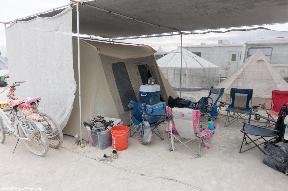 Tents And Shade Burn Life